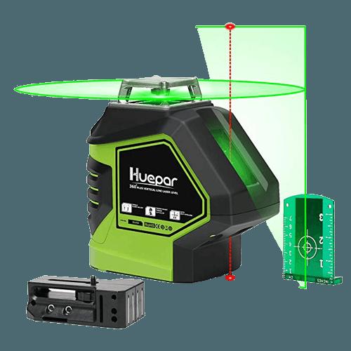 Huepar Self-Leveling Green Laser Level