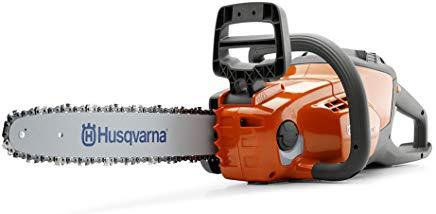 Husqvarna 120i, 14 in. 40-Volt Cordless Chainsaw