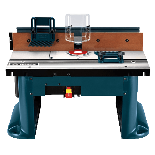 Bosch Benchtop Router Table