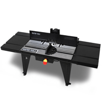 XtremepowerUS Deluxe Router Table