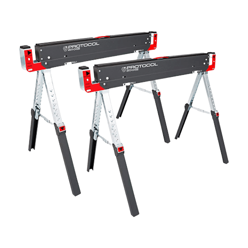 Prococol Equipment 92786 Folding Sawhorse