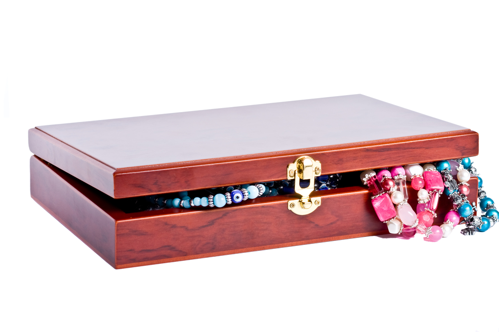how to make jewelry box